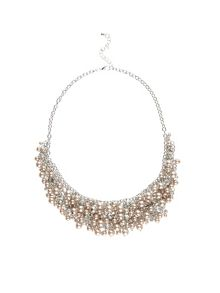 Pearl Scatter Necklace