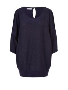 Windsmoor Lurex Knitted Sweater