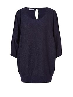 Lurex Knitted Sweater