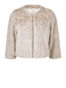 Kaliko Short Fur Jacket