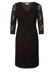 Kaliko Rose Lace Dress