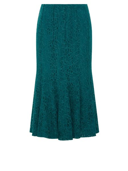 Eastex Lace Jersey Skirt