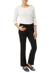 Dash Black Jean Classic Long