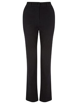Black Jean Straight Reg- New