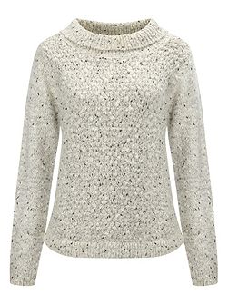 Turtle Textured Knit