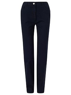 Dark Classic Leg Jean Regular