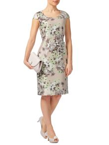Petite Enchanted Blossom Dress