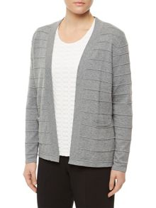 Eastex Graduated Ripple Cardigan