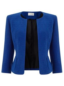 Precis Petite Ocean Edge To Edge Jacket