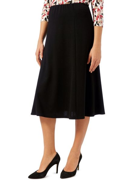 Eastex Pull On Ponte Skirt