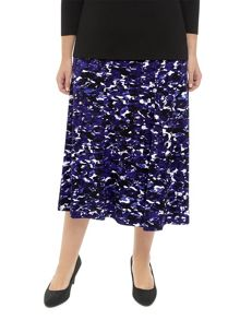 Windsmoor Printed Skirt