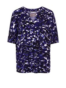 Windsmoor Printed Jersey Top