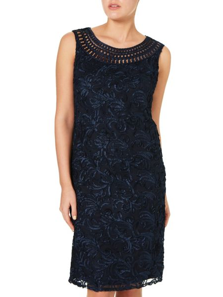 Windsmoor Navy Cornelli Dress