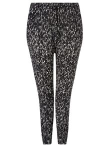 Windsmoor Bark Print Jersey Trouser