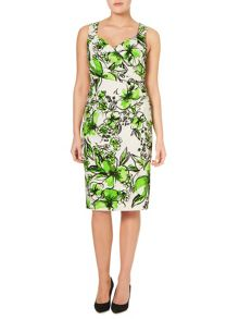 Windsmoor Printed Floral Dress