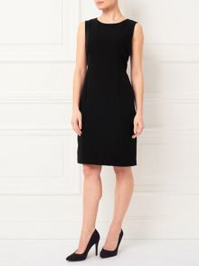 Precis Petite Jeff Banks Black Shift Dress