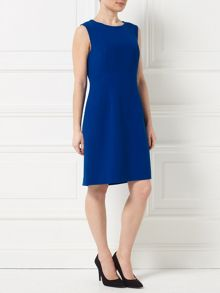 Precis Petite Jeff Banks Blue Aline Dress