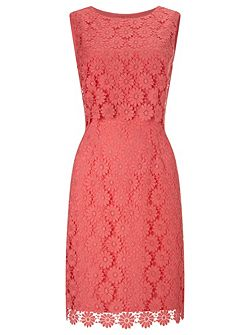 Jeff Banks Lace Shift Dress