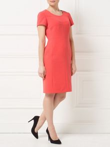 Precis Petite Jeff Banks Coralshift Dress