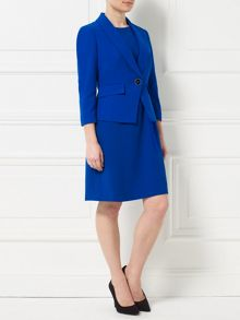 Precis Petite Blue Tailored Jacket