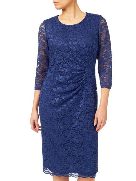 Eastex Jersey Lace Dress
