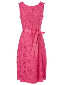 Precis Petite Lace Soft Pink Prom