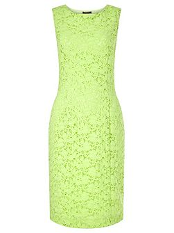 Green Jasmin Lace Dress
