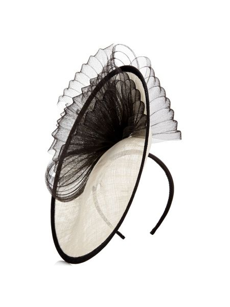 Jacques Vert Pleated Bow Disc
