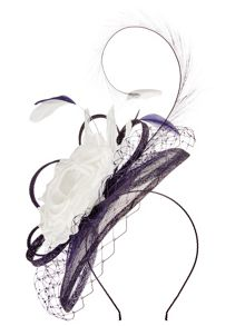 Jacques Vert Sinamay Overlay Fascinator