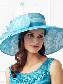 Jacques Vert Piped Bow Hat
