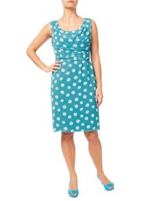 Jacques Vert Petite Soft Spot Dress
