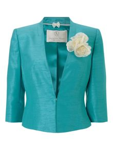 Jacques Vert Petite Edge To Edge Jacket