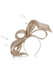 Windsmoor Large Bow Fascinator
