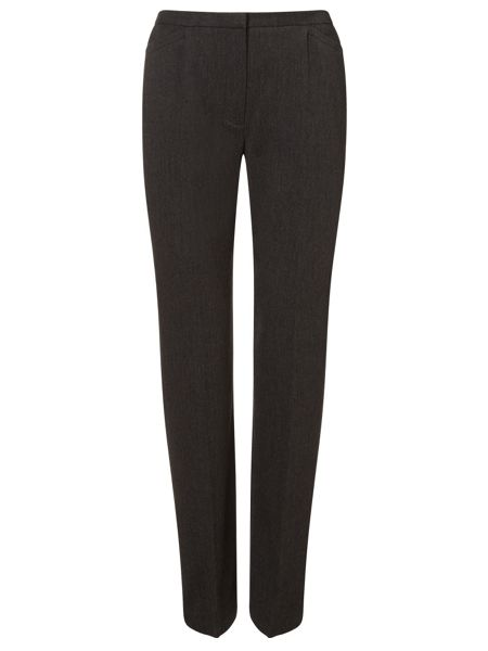 Eastex Charcoal Straight Leg Trouser