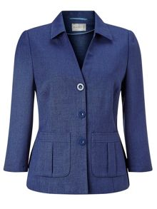 Eastex Basket Weave Jacket