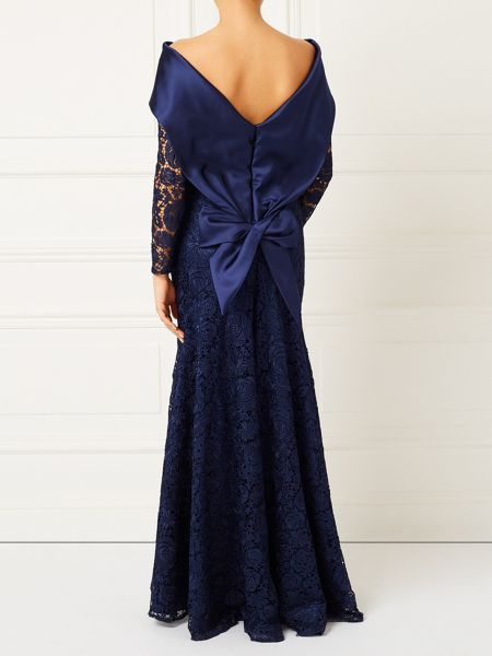Jacques Vert Lorcan Luxury Lace Dress