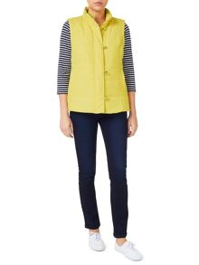 Dash Lemon Toggle Gilet