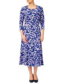 Eastex Mayfair Blossom Jersey Skirt