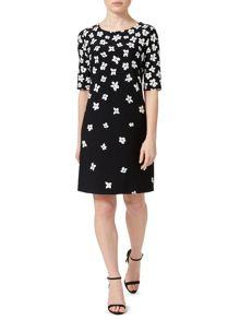 Precis Petite Placement Print Tunic