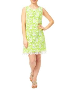 Precis Petite Lace Sixties Shift Dress