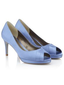 Jacques Vert Multi Pleat Shoe