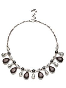 Jacques Vert Teardrop Necklace