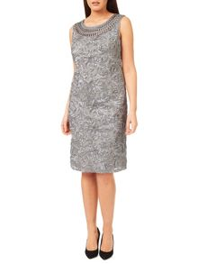 Windsmoor Truffle Cornelli  Dress
