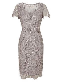 Lace Layer Dress