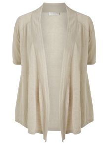 Windsmoor Linen Short Sleeve Cardigan