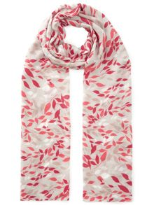 Eastex Mini Dancing Leaves Scarf