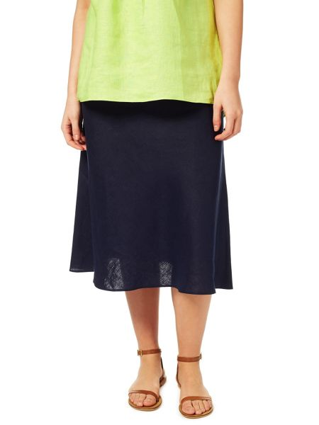 Windsmoor Linen Skirt