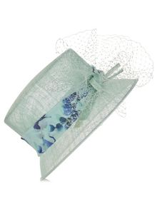 Eastex Watercolour Sprig Band Hat