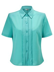 Eastex Box Pleat Blouse