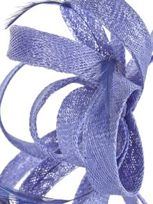 Eastex Feather Loop Fascinator